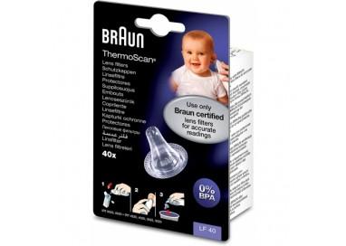 Braun Thermoscan Filtro Lf 40