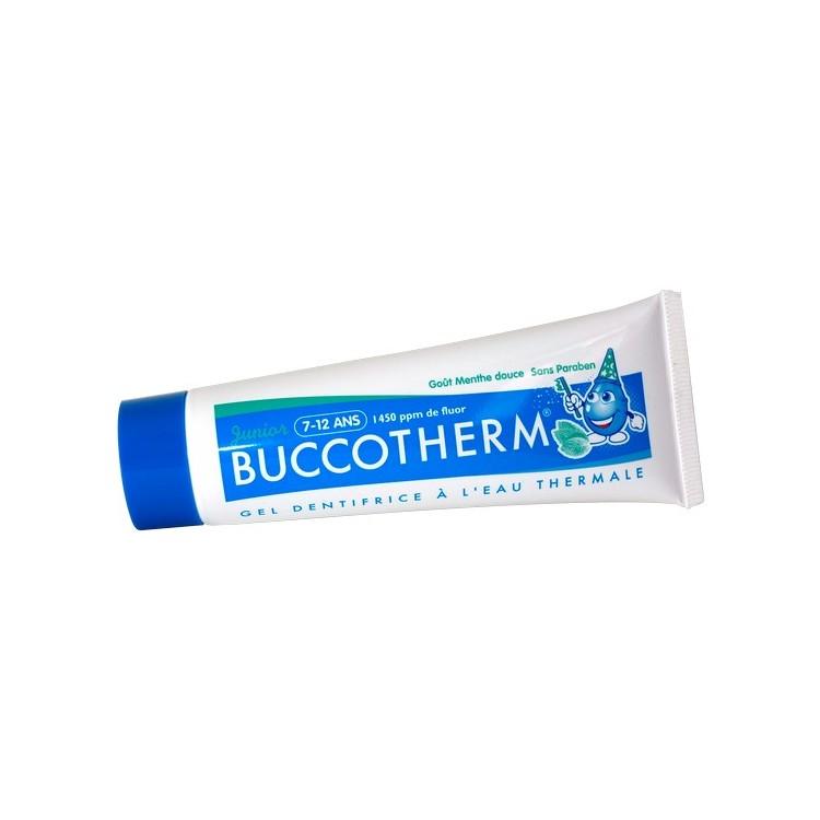 Buccotherm Junior Pasta 7-12 Anos Menta 50