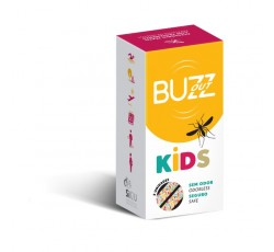Buzz Out Kids Acess Text Repel Mosq X2