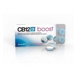 Cb12 Boost Past S/Acucar Mint X 10
