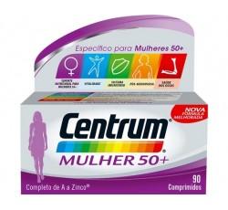 Centrum Mulher 50+ Comp Rev X 90