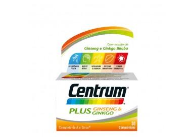 Centrum Plus Ginseng Ginkgo Comp X30
