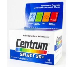 Centrum Select 50+ Comp Rev X 30