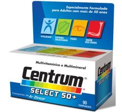 Centrum Select 50+ Comp Rev X 90