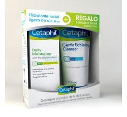 Cetaphil Loção Facial Hidratante 88 mL Com Oferta De Exfoliante Suave 178 mL