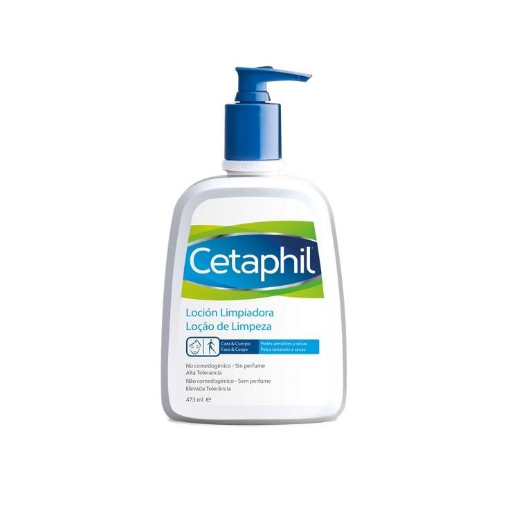 Cetaphil Locao Limpeza 473 mL