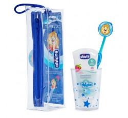 Chicco Conj Higien Oral 3-6An Az