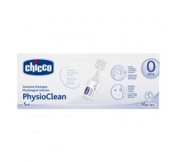 Chicco Sol Physioclean 5mLx10