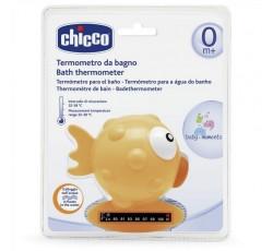 Chicco Termometro De Banho Peixe Laranja