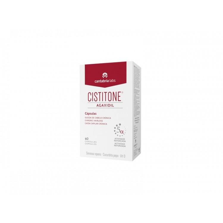 Cistitone Agaxidil Caps X60 Cáps