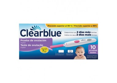 Clearblue Digital Teste Ovulacao X 10