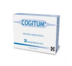 Cogitum Amp Beb 250 Mg/10 mL X 20