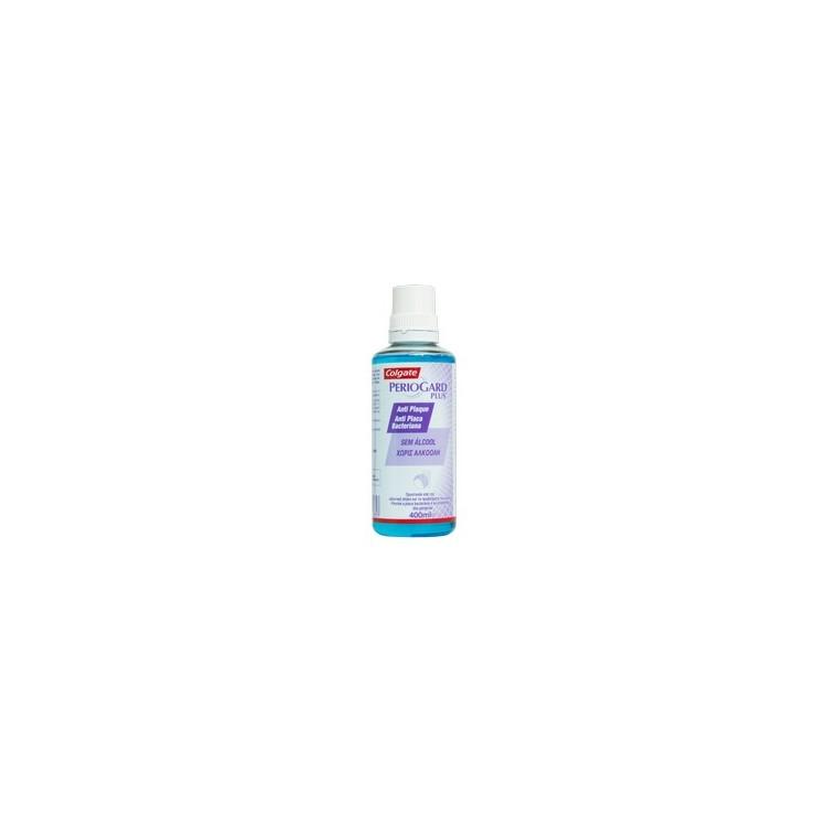 Colgate Periogard Plus Elixir S/Alc 400mL