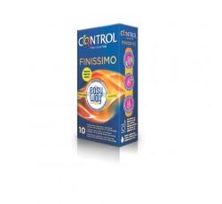 Control Finissimo Preservativo Easy Way X10