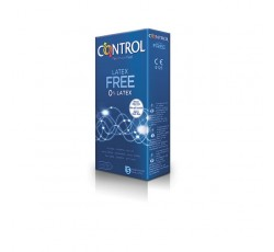 Control Latex Free Preservativo X 5