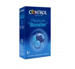 Control Pleasure Booster Anel Vibratorio