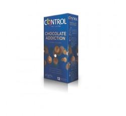 Control Preservat Choc Addict X12