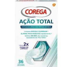Corega Acao Total Past Limp Diaria X36
