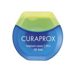 Curaprox Fio Dent Implantes Df846 30M