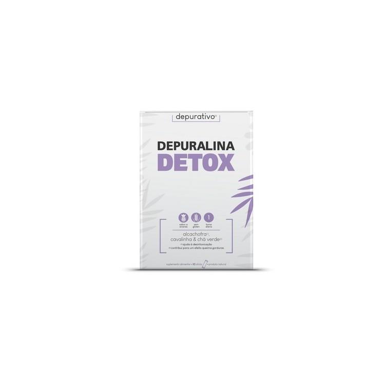 Depuralina Detox Stick X10