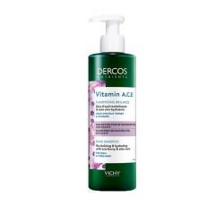 Dercos Nutrients Champô Vitamina A.C.E 250mL