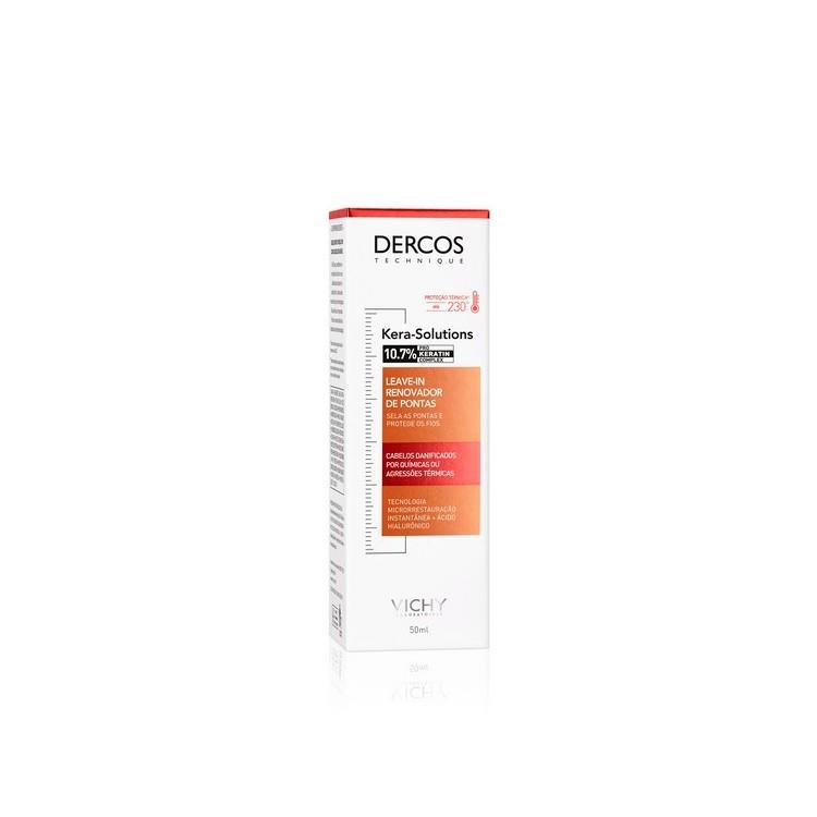 Dercos Sérum Kera-Solutions Pontas Danificadas 40mL