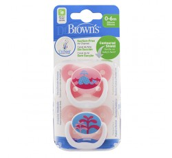 Dr. Browns Prevent Butt Chup Silic 0-6M 178217.5