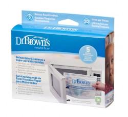 Dr. Browns Saco Esteril Micro Ond X5 157077.2