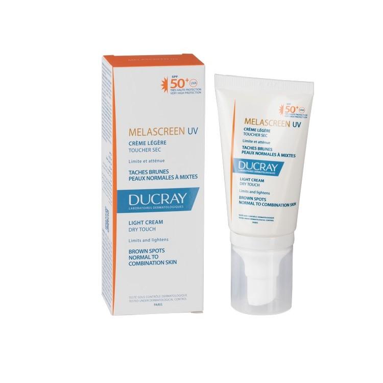 Ducray Melascreen Uv Cr Ligeiro Spf50+