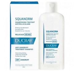 Ducray Squanorm Ch Casp Seca 200mL Duo-3E