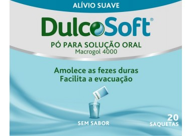 Dulcosoft Po 20 Saquetas