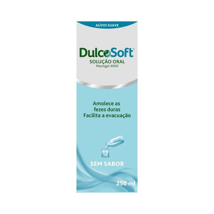 Dulcosoft Sol Oral 250 mL