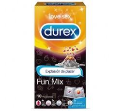 Durex Fun Mix X10