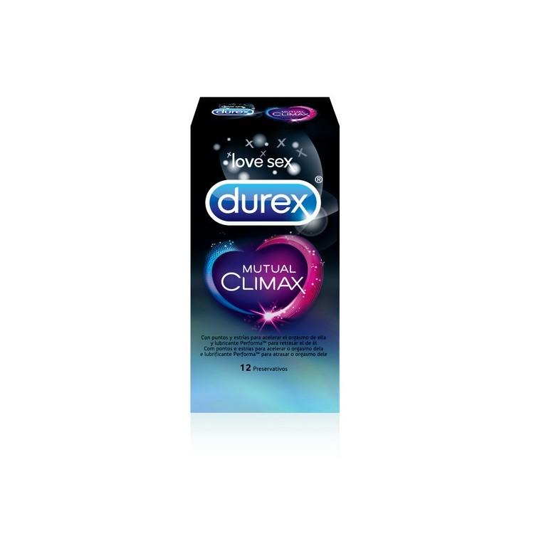 Durex Mutual Climax X12