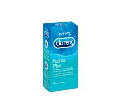 Durex Natural Plus X6
