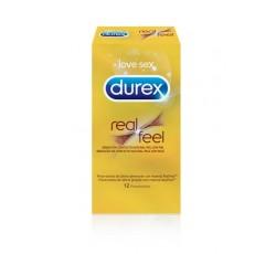 Durex Real Feel X12