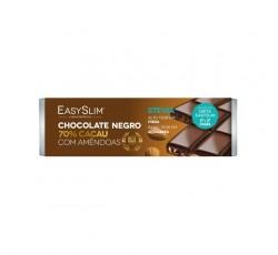Easyslim Chocolat Negro 70% Cacau Amend 30G