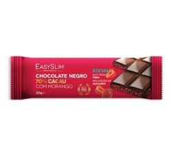 Easyslim Chocolat Negro 70% Morango 30G