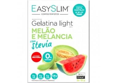Easyslim Gelatina Lg Melao/Melan Stev Saqx2 Pó Sol Oral Saq