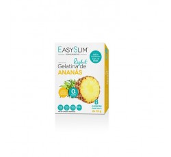 Easyslim Gelatina Saq Gelatina Ananas 15Gx2