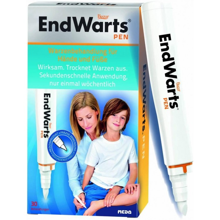 Endwarts Pen Caneta Remov Verrugas 3mL