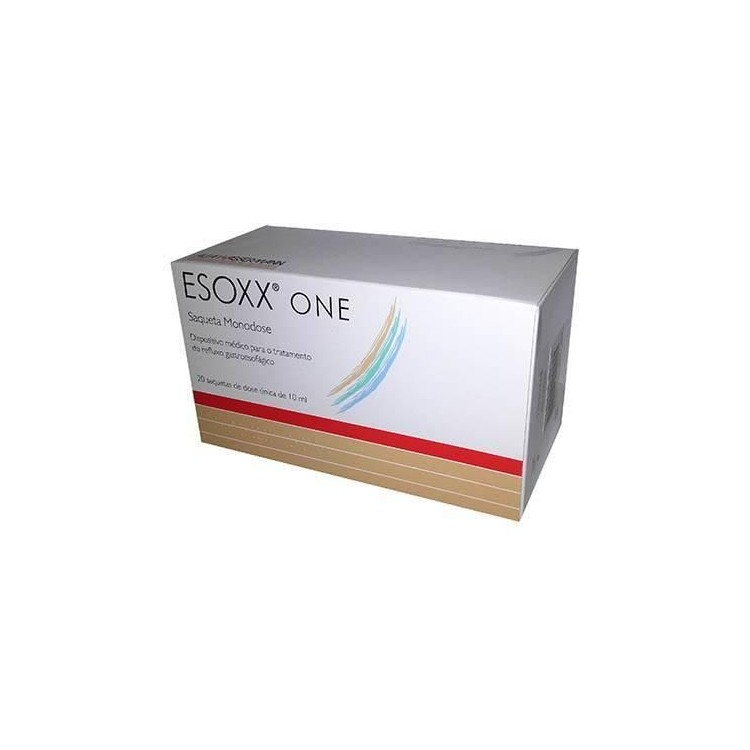 Esoxx One Sol Oral Saq Monod 10mL X 20