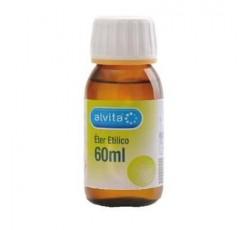 Eter Etilico 60 mL Alvita