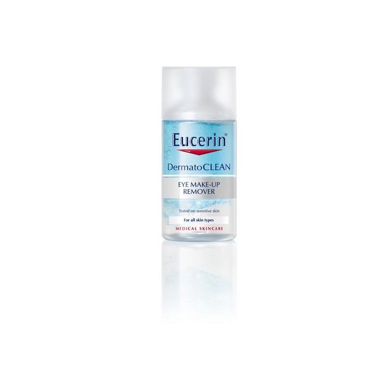 Eucerin Dermatocl Desmaq Olhos 125 mL