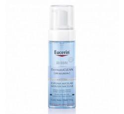 Eucerin Dermatocl Mousse Micelar 150mL