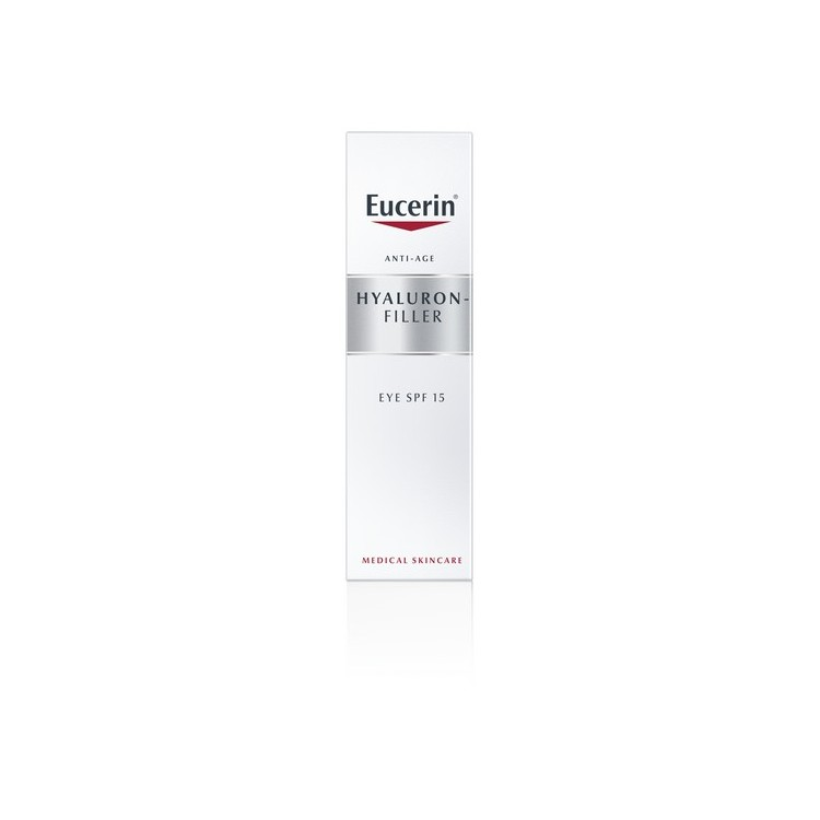 Eucerin Face Hyaluron Fil Cont Olho 15