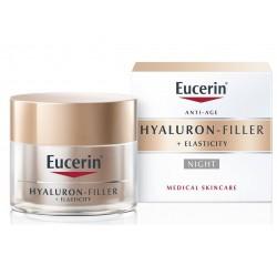 Eucerin Hyalu Fil Elast Cr Noite 50mL