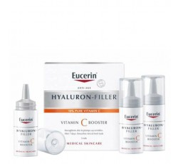 Eucerin Hyalu Fil Vit C 7,5mL X3