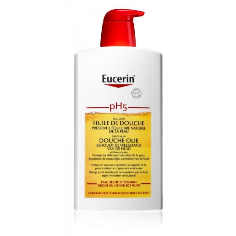 Eucerin Oleo Duche Ph5 1L -50%/mL