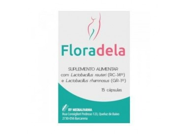 Floradela Caps X15